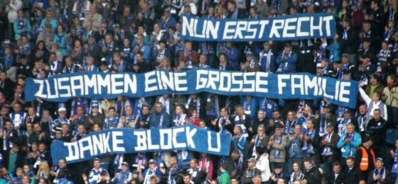 1. FC Magdeburg vs. Holstein Kiel: Wieder einmal lässt Beck die blau-weißen Ränge beben