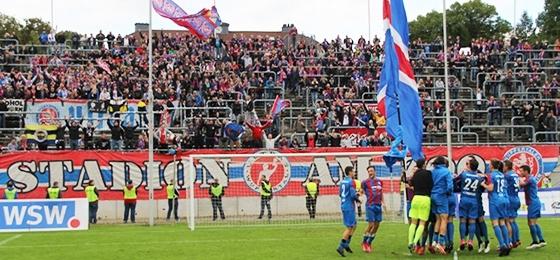 Wuppertaler SV vs. KFC Uerdingen: Hoher Sieg für die Rot-Blauen aus dem Bergischen