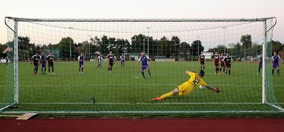 Eintracht Mahlsdorf vs. BFC Dynamo: Dramatik in der 120.+3. Minute am Rosenhag