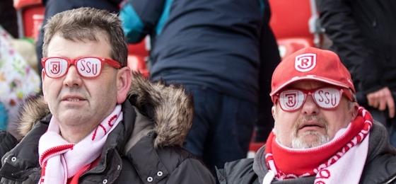 Jahn Regensburg erbeutet ein 2:2 beim 1. FC Union Berlin