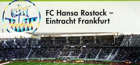 Ein Spiel das alles veränderte: F.C. Hansa Rostock vs. Eintracht Frankfurt im Oktober 1995