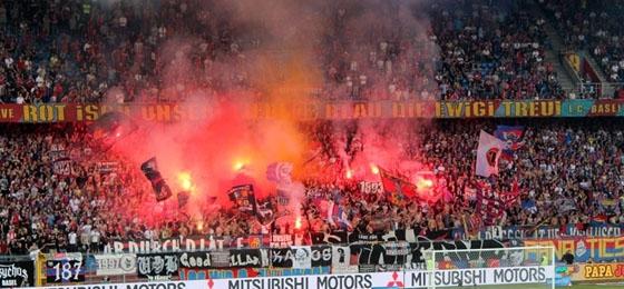 FC Basel 1893 vs. FC Zürich: Basel demontiert den FCZ im Prestigeduell