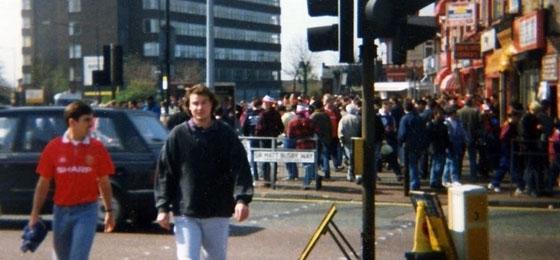 Erinnerungen an die gute alte Zeit: FC United of Manchester packt den Aufstieg