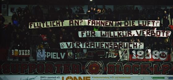 SV Lippstadt 08: Der Stand der Dinge und der Kampf der Fanszene gegen Willkür