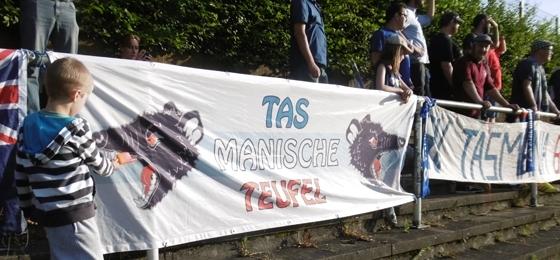 Tasmanische Jung-Teufel schlagen zu: Aufstiegsfeier nach 3:1-Sieg gegen VfB IMO Merseburg