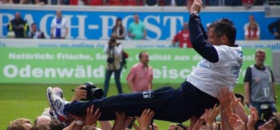 1. FC Magdeburg siegt in Offenbach: Traumerfüllung für die Generation Amateurfußball