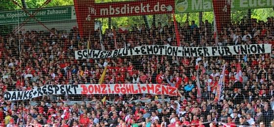 Abschied beim 1. FC Union Berlin