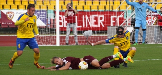 BFC Dynamo vs. 1. FC Lok Leipzig: Fehlende Tore ließen entscheidende Würze vermissen