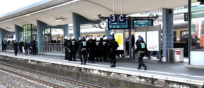 Magdeburg in Bochum, aber Polizei NRW verdirbt Auswärtstour
