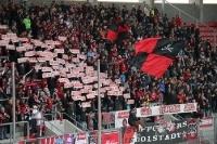 Zu Gast bei den Schanzern: Ein Blick auf die Fanszene des FC Ingolstadt 04