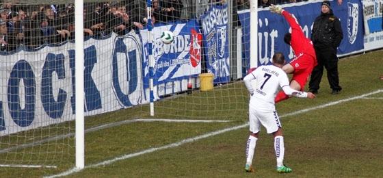 SV Babelsberg 03 vs. 1. FC Magdeburg: FCM bleibt oben dran, Nulldrei mit gedrückter Stimmung