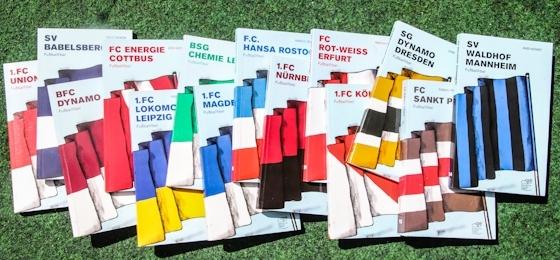 Von Chemie bis Hansa, von St. Pauli bis Waldhof: Die Fußballfibel-Familie wächst und wächst …