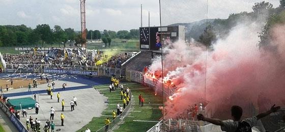 Der Pott bleibt im Paradies: Rückblick auf das Pokalfinale CZ Jena vs. RW Erfurt