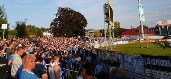 Nachbetrachtung des Karten-Skandals: Der F.C. Hansa Rostock zu Gast in Kiel