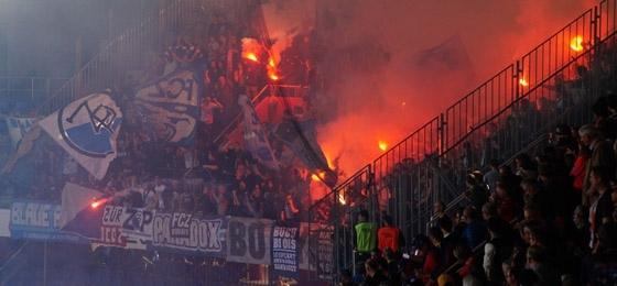 FC Basel vs. FC Zürich: Pyro und Spielunterbrechung sorgen für Ärger