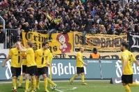 Dynamo Dresden Dank Aue und eigener Courage wieder im Rennen