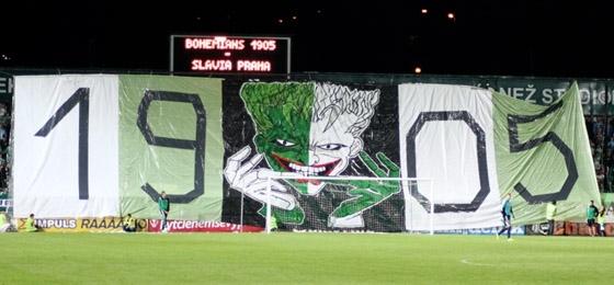 Bohemians 1905 vs. FK Slavia Praha: Knapper Gästesieg und überaus gereizte Polizisten