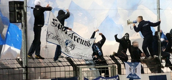 Regionalliga Nordost: Hort der Angst und am-Raddreher, oder doch das Fußballparadies?