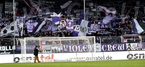 Osnabrück gegen Chemnitzer FC