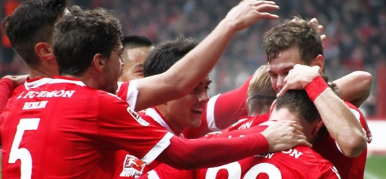 1. FC Union Berlin vs. FC St. Pauli: Spannendes 3:3 sorgt für Achterbahn der Gefühle