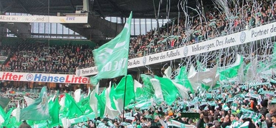 Werder Bremen vs. Hannover 96: Stimmungsbilder