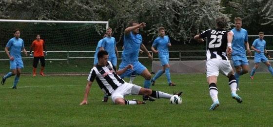 BFC Viktoria gegen BFC Dynamo