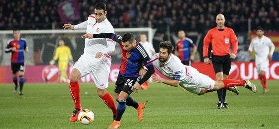 FC Basel vs. FC Sevilla: Nach torlosem Remis alles offen im Rückspiel