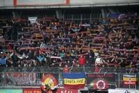 Sigma Olomouc vs. AC Sparta Praha: Angriffswirbel und ein nackter Hintern