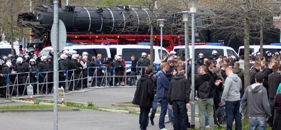 Eintracht Braunschweig vs. Hannover 96: Fandemo wird zur echten Farce
