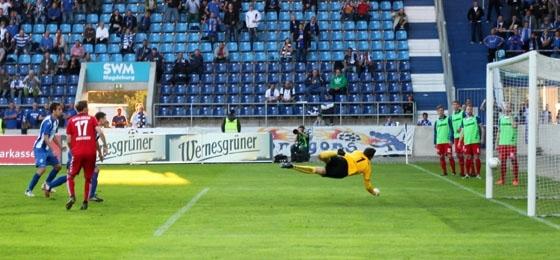 1. FC Magdeburg vs. SV Babelsberg 03: FCM gelingt der Sprung nach oben