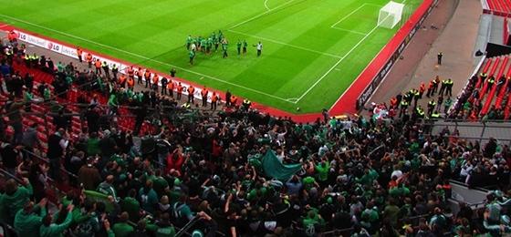 DFB-Pokal: Bremen reist mit 4.000 Fans nach Leverkusen