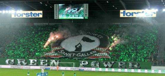 FC St. Gallen vs. FC Basel: St. Gallener schenken Ultras Sieg zum Jubiläum