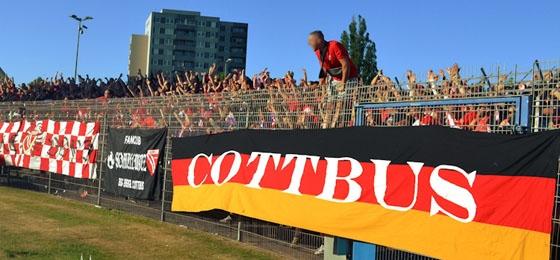 Weichenstellung in Kiel - der FC Energie Cottbus klopft an der Tür zur 3. Liga!