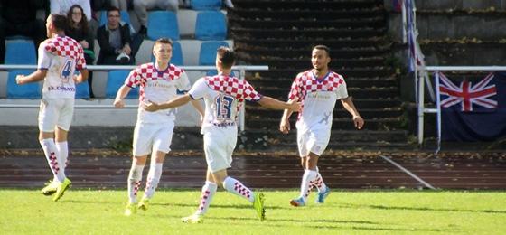 S.D. Croatia Berlin vs. SV Tasmania Berlin: Licht und Schatten im Friedrich-Ebert-Stadion