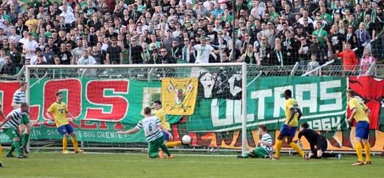 BSG Chemie vs. 1. FC Lokomotive II: Kurioses Leipziger Derby mit Gästesieg