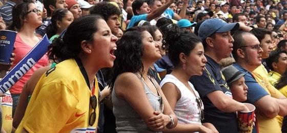 CF América vs. UNAM Pumas