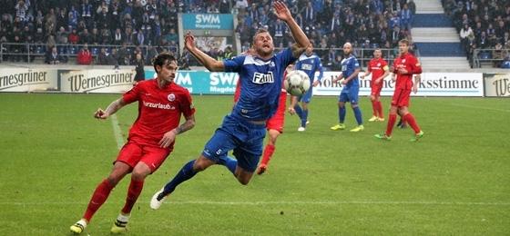 1. FC Magdeburg vs. Hansa Rostock: Mitgebrachter Küstennebel und eine turbulente Schlussphase