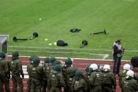 Berliner Pokalfinale: Schwarzer Abend für den BFC Dynamo