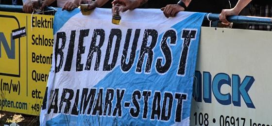 Bierdurst und Sonne, die Vorbereitungsphase läuft: Chemnitz unterliegt Union Berlin mit 1:3