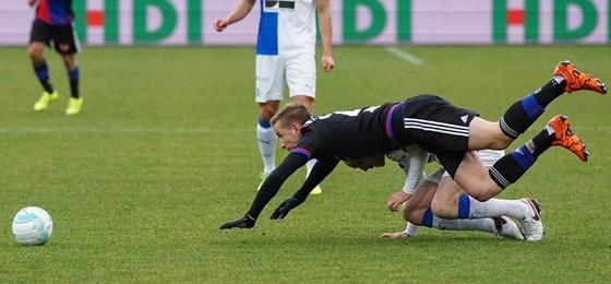 Jä hüt znacht: Der FC Basel demontiert den ärgsten Verfolger GC Zürich