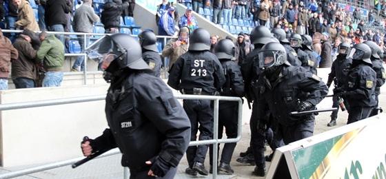 1. FC Magdeburg vs. FSV Zwickau: Ausbruch der Emotionen nach torlosem Remis