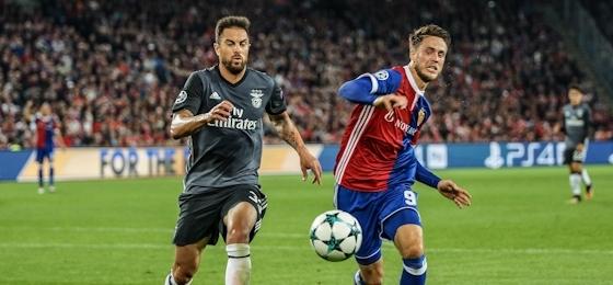 Ein schmucker Sieg wie an der Konsole: Der FC Basel putzt Benfica mal eben mit 5:0 weg!