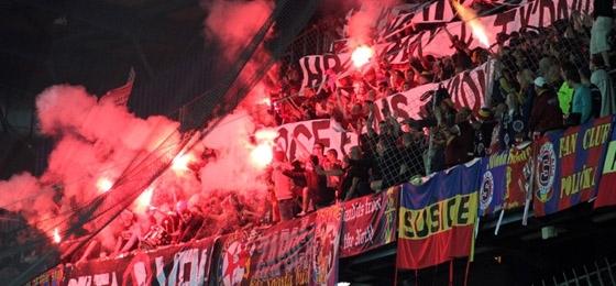 AC Sparta Praha kurz vor Meistertitel: Fußballerlebnisse ohne Schnickschnack