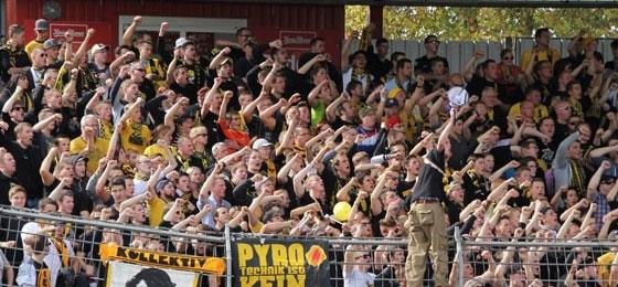 Alemannia Aachen fans