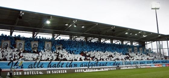 Chemnitzer FC vs. Dynamo Dresden: Hintergründe zur Jubiläumschoreo, Fakten zum Spiel