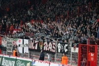1. FC Union Berlin vs. Eintracht Frankfurt: Fans bieten dem DFB die Stirn