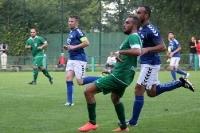Herthas klare Ansage an die Konkurrenz: 6:1-Sieg im Reinickendorfer Fuchsbau